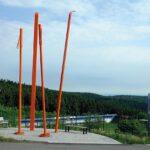 Oberhof DKB-Ski-ARENA im Sommer